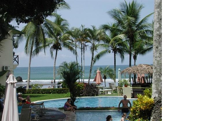 Resort in Jaco