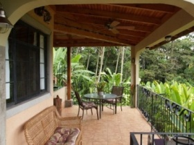 Steve and Nancy Riley's  Balinese Villa in Orosi Valley
